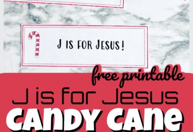 Help remind kids what the real meaning of Christmas is with this free printableJ is for Jesus Candy Cane Scavenger Hunt.This is Christmas scavenger hunt for kids is fun for the whole family as an advent activities for families. Use thischristmas activity for kids with toddler, preschool, pre-k, kindergarten, first grade, and 2nd grade students. Simply download pdf file with candy cane printable and you are ready to play!