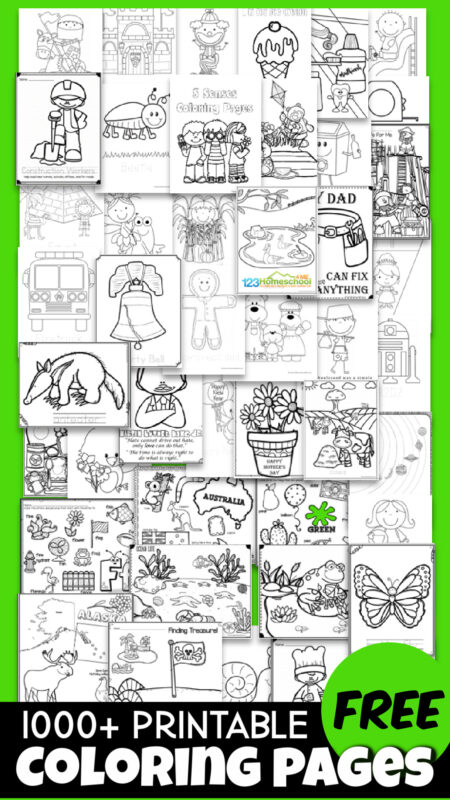 Looking for some no-prep, free printable simple coloring pages? We've gove over 500 pages ofeasy coloring pages conveniently arranged by topic or theme. These coloring pages for kids are perfect for toddler, preschool, pre-k, kindergarten, first grade, and 2nd graders. We have free coloring pages pdf format including circus, castle, community helpers, fairytales, playground, Christmas, Easter, summer, outer space, beach, cute animals, princesses, countries around the world, US states, and so many more. Simply print coloring pages for kids pdf file, grab your crayons, colored pencils, or markers and have fun with these colour sheets.