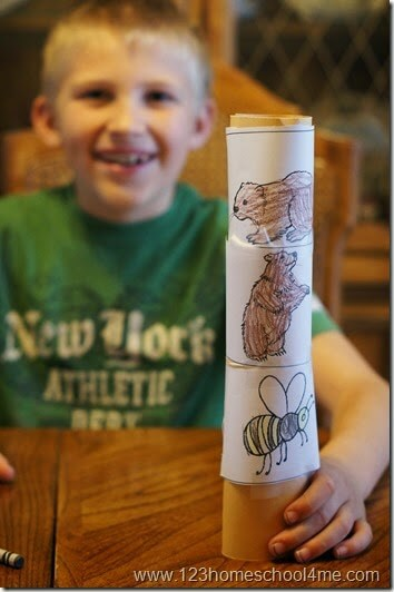 pactific northwest native american tribe activity ideas