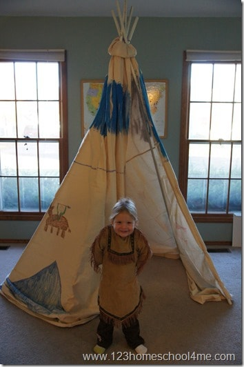 plains tribes native american activities