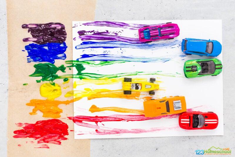 Car Craft for Kids