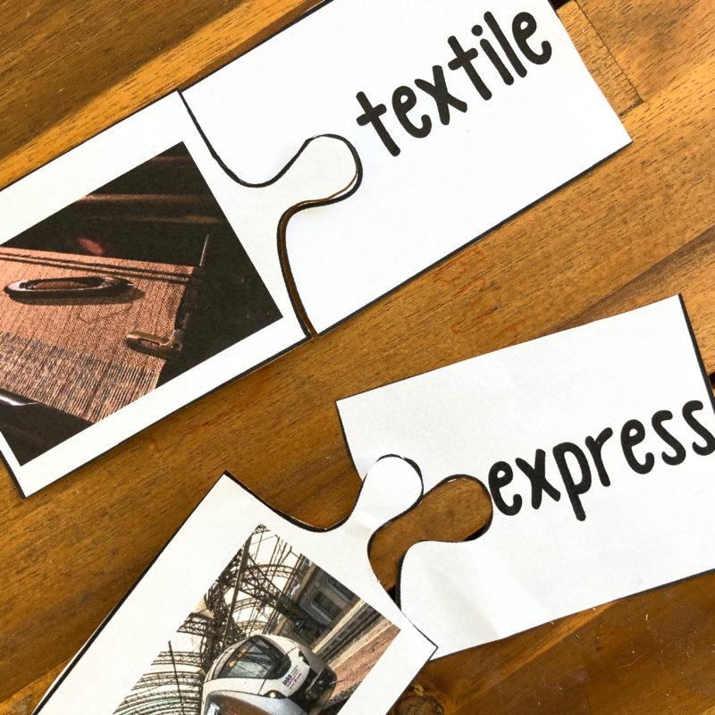 Letter x activity