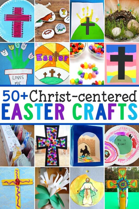 Celebrate Easter with thesejesus resurrection craft ideas! We have so many fun, creative Jesus easter crafts to remember the real reason for Easter. These religious easter crafts for kids are fun for toddler, preschool, pre-k, kindergarten, first grade, 2nd grade, and 3rd graders. We have used many of these religious easter crafts as part of our Easter Sunday School Lessons and at home leading up to Easter! No matter how you use thesecross craftideas,theseresurrection crafts are a great way to bring meaning into your celebration.