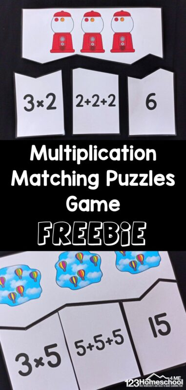 If you are looking for a fun way of teaching multiplication,these multiplication printables are a fun way to introduce your kids to the concept of multiplication. These multiplication activity can be used to introduce your children to the concept of multiplication using repeated addition of equal groups. Simple download the multiplication printables pdf file and great ready make learningmultiplication for 2nd grade, 3rd grade, and 4th grade students FUN!