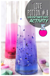 Valentine's Day Science experiment