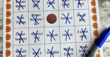 bingo basketball