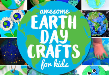 Get ready for Earth Day on April 22nd with these fun and creative earth day crafts for kids of all ages! Theseearth day crafts preschool,pre-k, toddler, kindergarten, first grade, 2nd grade, and 3rd graders are a fun way to celebrate the beautiful planet we live on. These earth craftsare a fun way to get kids thinking about protecting the place we call home withEarth day crafts for kids