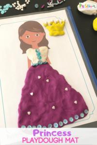 princess activities for preschoolers
