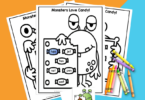 Young readers will enjoy practicing Kindergarten CVC words with our Monsters CVC matching activity. Thiscvc words activity is a great way to practice sounding out simple words. This cvc activity is perfect for pre-k, kindergarten, and first grade students. Simply downloadcvc words worksheets and you are ready for a funcvc activity for kindergarten.