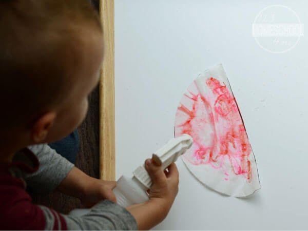 markers craft for toddlers and preschoolers