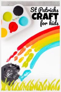 st patricks craft for kids