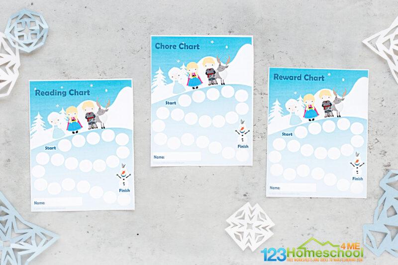Chore Chart for Kids
