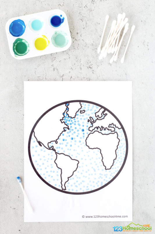 Earth Day Crafts for Toddlers