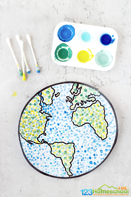 Earth day craft ideas