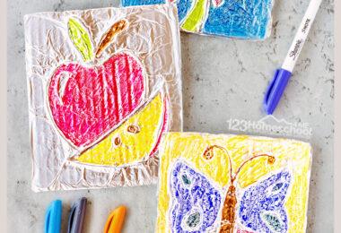 Tin Foil Art