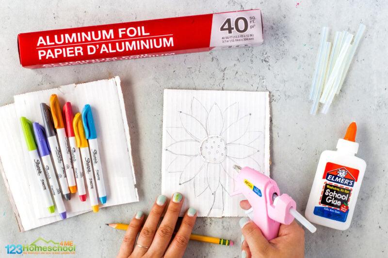 Tin Foil Crafts