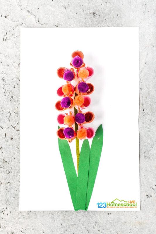 gladiolus craft