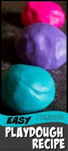 You are going to love this soft as silk conditioner playdough. This easy-to-make 2 ingredient Play dough is not only quick to whip up in less than a minute, but is silky smooth and smells amazing too! Try thisplaydough with cornstarch with your toddler, preschool, pre-k, kindergarten, first grade, 2nd grade, and 3rd graders for a fun sensory activity you can use over and over again!