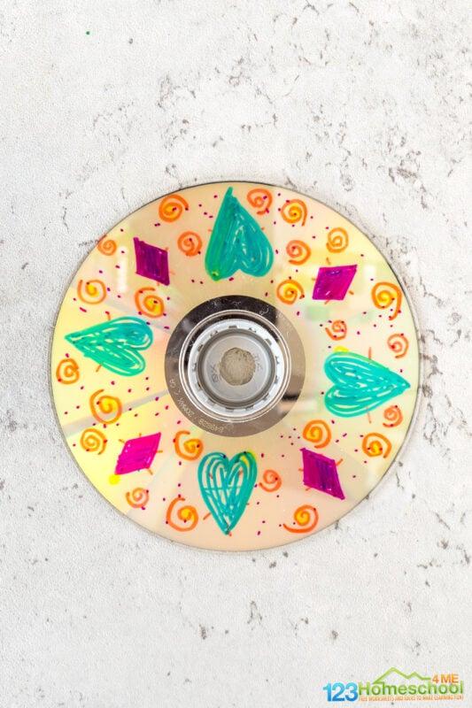 cd activity for kids