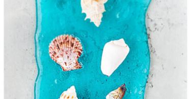 Ocean Slime Recipe – FUN Ocean Activity for Kids