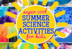 Get ready for an epic summer of discovery and learning with these fun summer science activities for kids of all ages. Thesesummer science experiments are perfect for preschool, pre-k, kindergarten, first grade, 2nd grade, 3rd grade, 4th grade, 5th grade, and 6th graders too. Plus most of thesesummer science experiments for kids are quick and easy with a great WOW moment!
