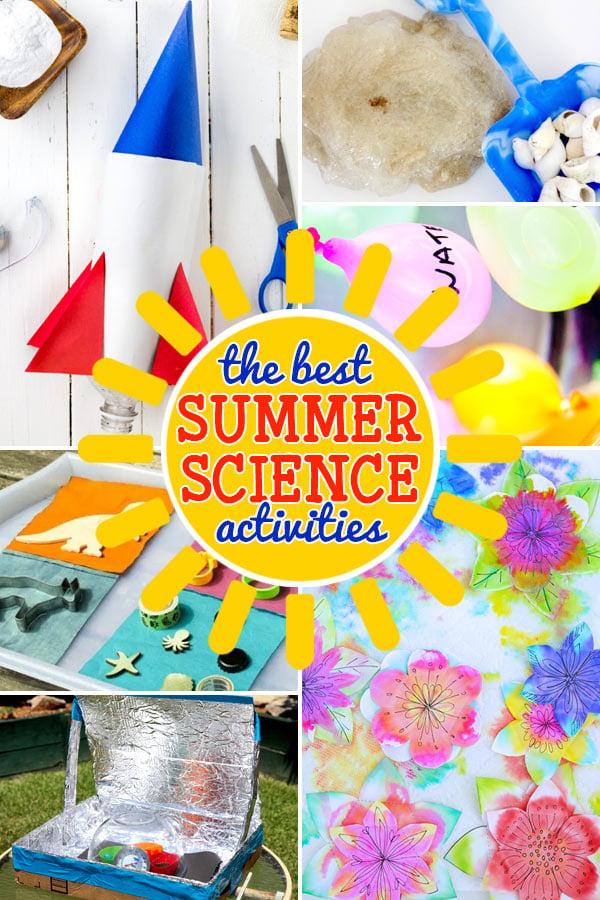 best summer science activities