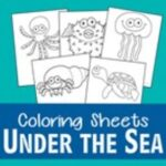 under the sea coloring pages thumbnail