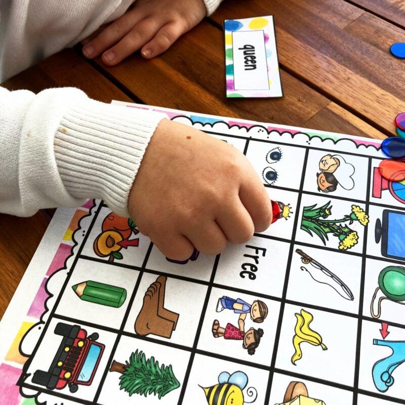 vowel teams game