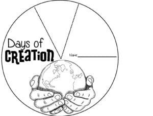 Days of Creation Craft