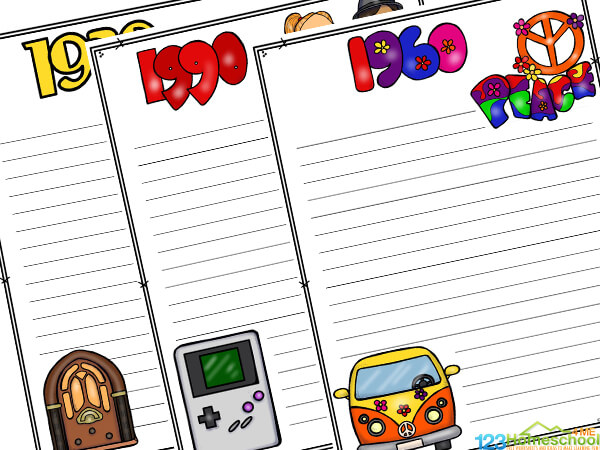 Notebooking Pages