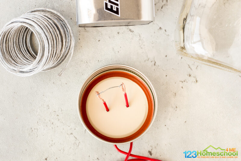 mason jar science experiments