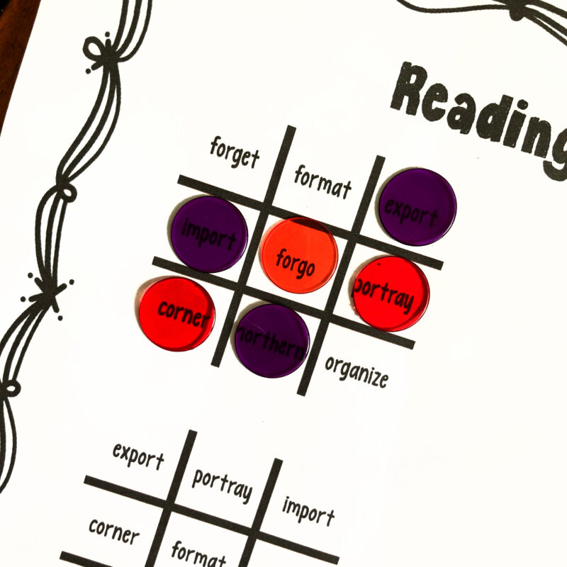 phonics games for the classroom