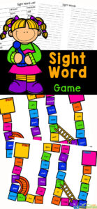This Second Grade Sight Words Games is a great way to work on learninggrade 2 sight words while playing a fun sight word games online. Children will work on reading and fluency with these key dolche sight words. Simply print this 2nd grade sight word games to work on learning 2nd grade sight words. Use this free printable game as part of a literacy or sight word study or for extra work for those in grade 2 and above as part of a fun literacy study.