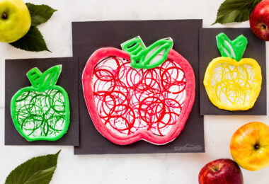 Apple Crafts Ideas