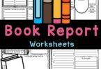 Free book reports like this 3rd grade book report makes sure kids are understanding what they've read. Print book report template and go!