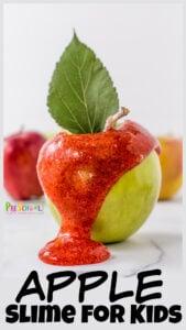 red apple slime