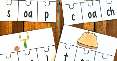 vowel team games
