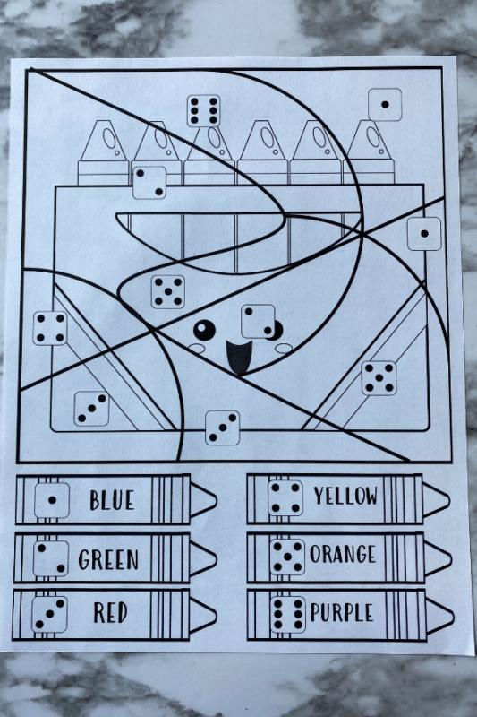 Back to school worksheets for preschoolers