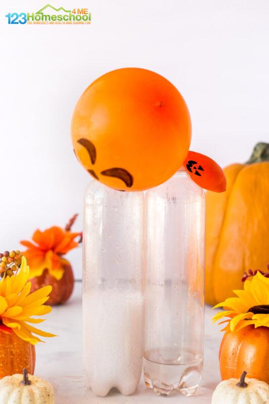 Pumpkin Activities for Preschoolers