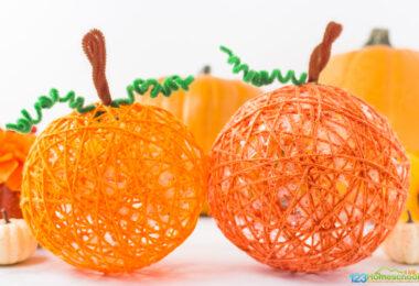 Pumpkin Arts and Crafts