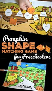 pumpkin shape game