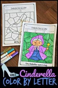 Princess-Cinderella-Color-by-ABC-768x1151