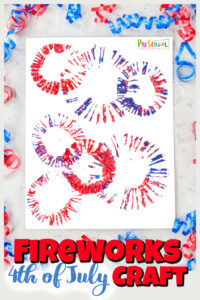 4th of july firework crafs