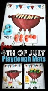 4th of july activities for preschoolers