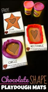 play doh valentine printable