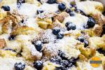 EASY Blueberry Breakfast Casserole