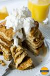 Yummy Banana Pancakes